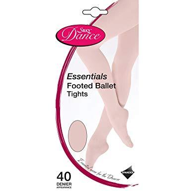 3aff395bbbf Silky Full Footed Ballet Tights – Ladies – Gotta Dance Dancewear